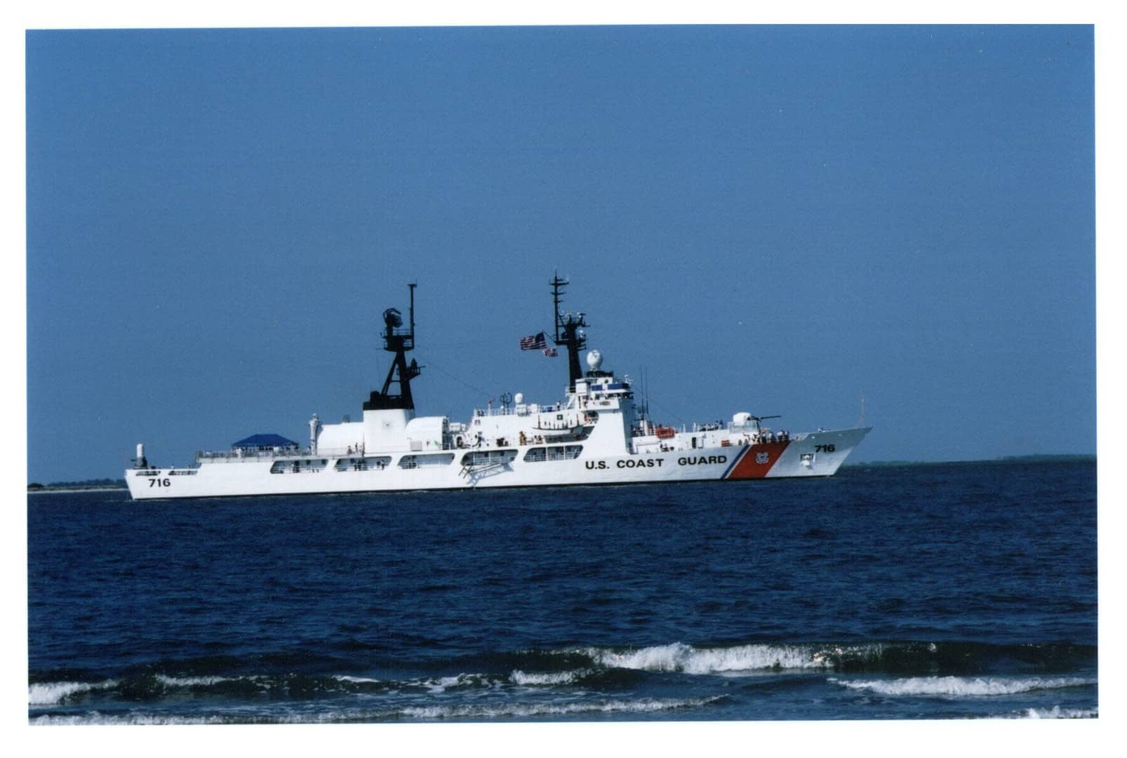New Coast Guard Safety Certification Required for Commercial Fishing Vessels