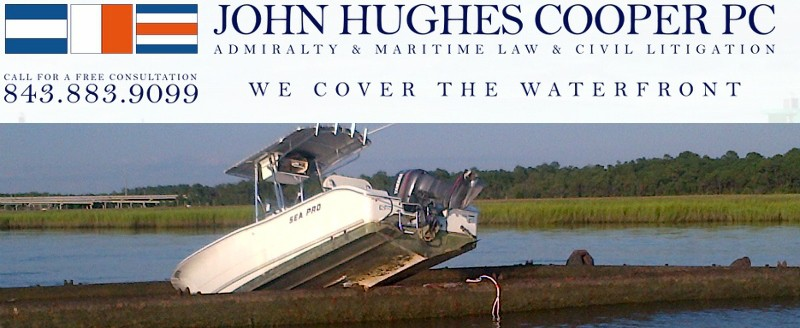 Boat Wreck Charleston 1