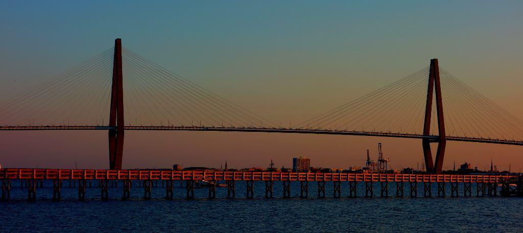 Cooper River Bridge 1