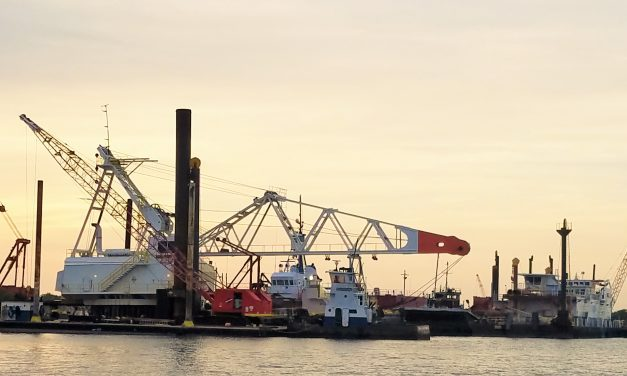 Charleston Tug, Dredge, and Barge Accident Lawyers