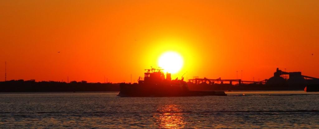 Charleston, SC Tugboat