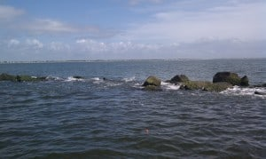 Charleston Jetties