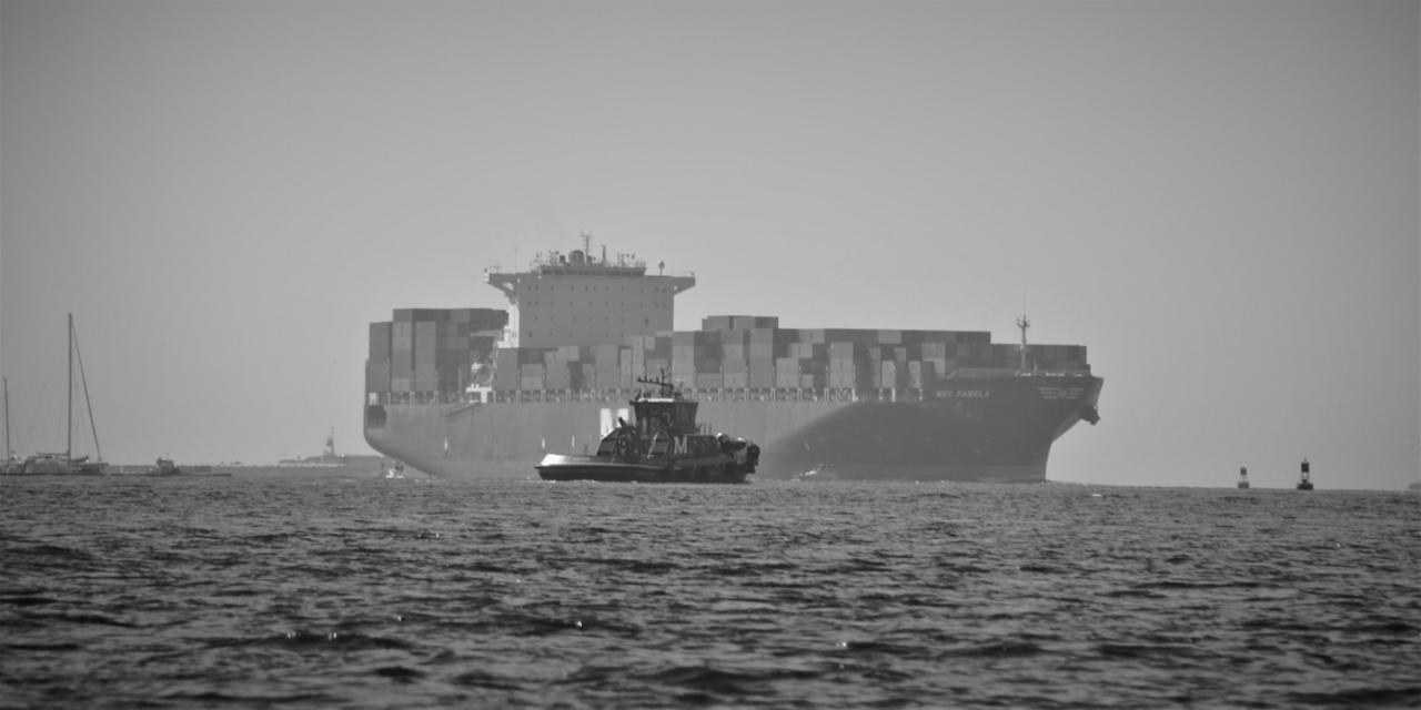 Charleston Harbor Deepening Project Underway